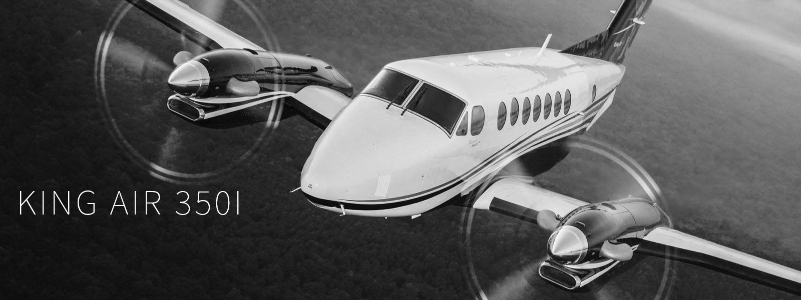 New King Air 350i Aircraft sales, Collision avoidance