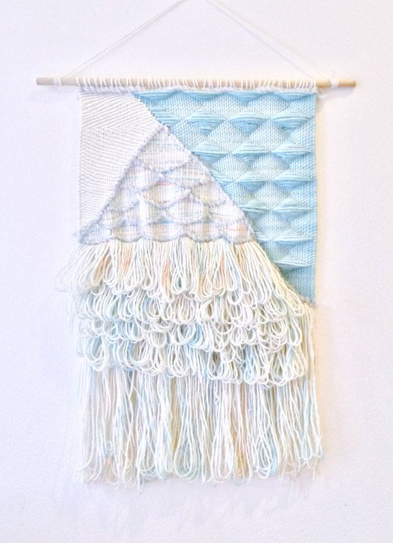Handmade Woven Tapestry | Weaving Techniques, Textures, Tools ...