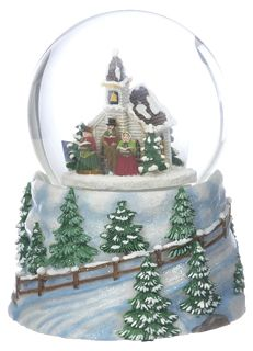 church snow globe large httpwwwchristmasshackcomsnow globeschurch snow globe large - Large Christmas Snow Globes