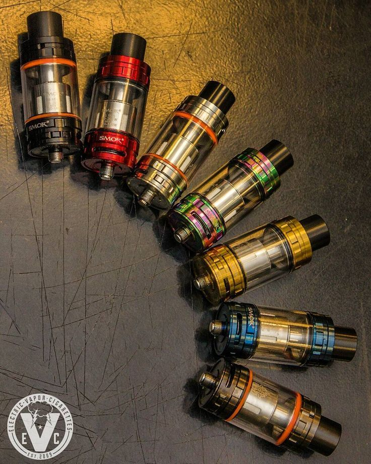 Which of our Smok TFV8 Tank colors fits your style? Vape