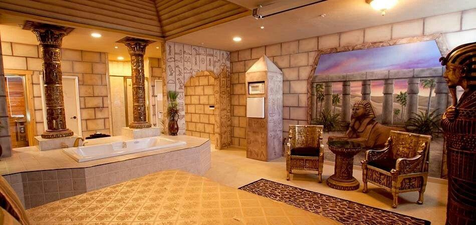 Egyptian bath | Egyptian home decor, Egyptian furniture ...