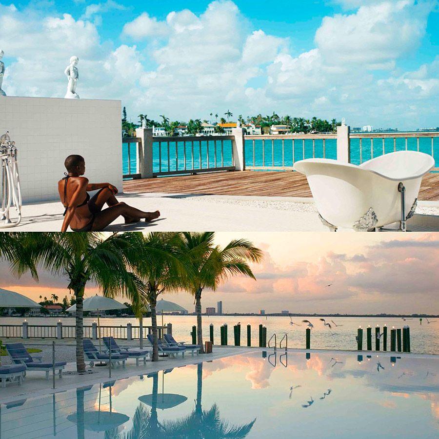 Standard Hotel Spa South Beach