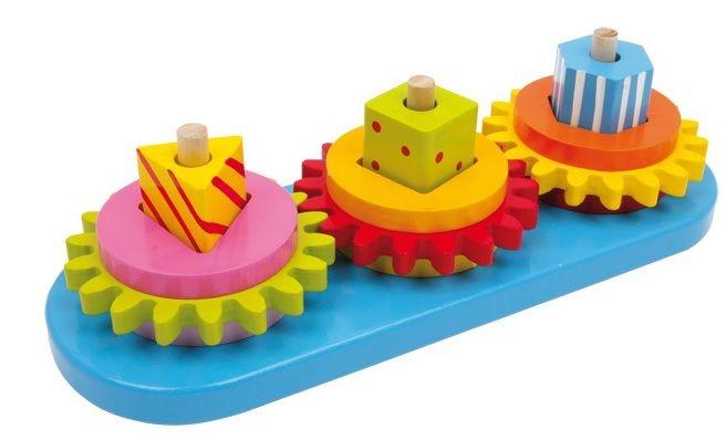 Kola Zebate Ukladanka Dla Przyszlego Inzyniera D 3995643607 Oficjalne Archiwum Allegro Learning Toys Motor Activities Popular Kids Toys