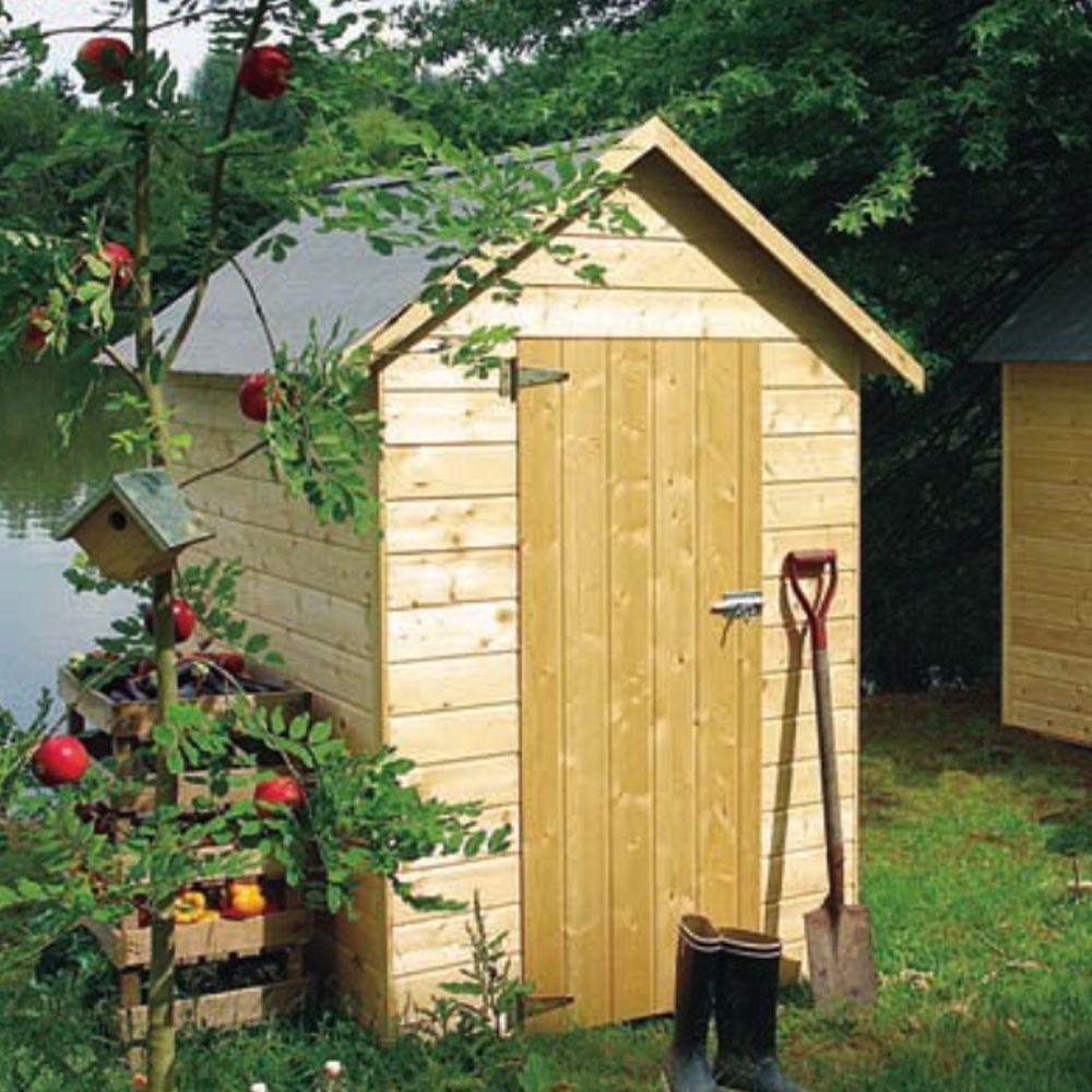 Choisir Son Abri De Jardin De 5m2 Abri De Jardin Abri De Jardin Bois Jardins En Bois