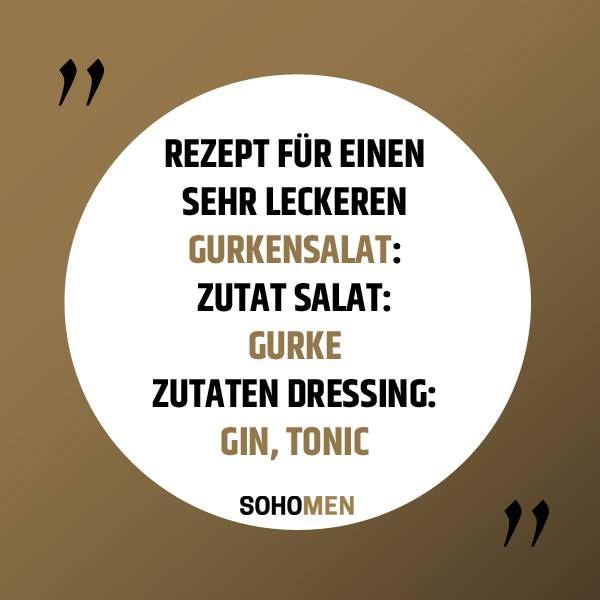 Lustige Spruche Gin Gintonic Rezepte Lustige Spruche Spruche Witzige Spruche