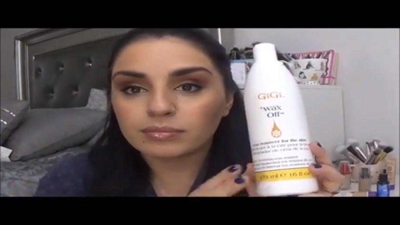 شلون اعتني ببشرتي بعد ما اشيل شعر الوجه Youtube Shampoo Bottle Shampoo