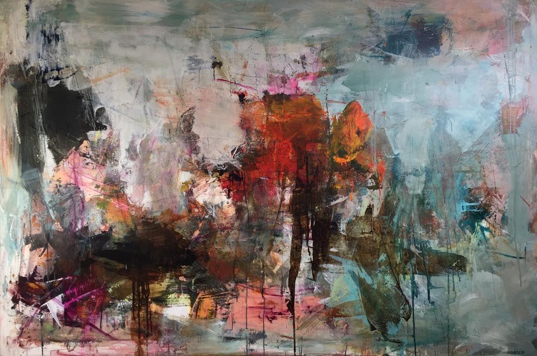 Billedet Indeholder Sandsynligvis Friluftsliv Abstrakte Malerier Malerier Abstrakt