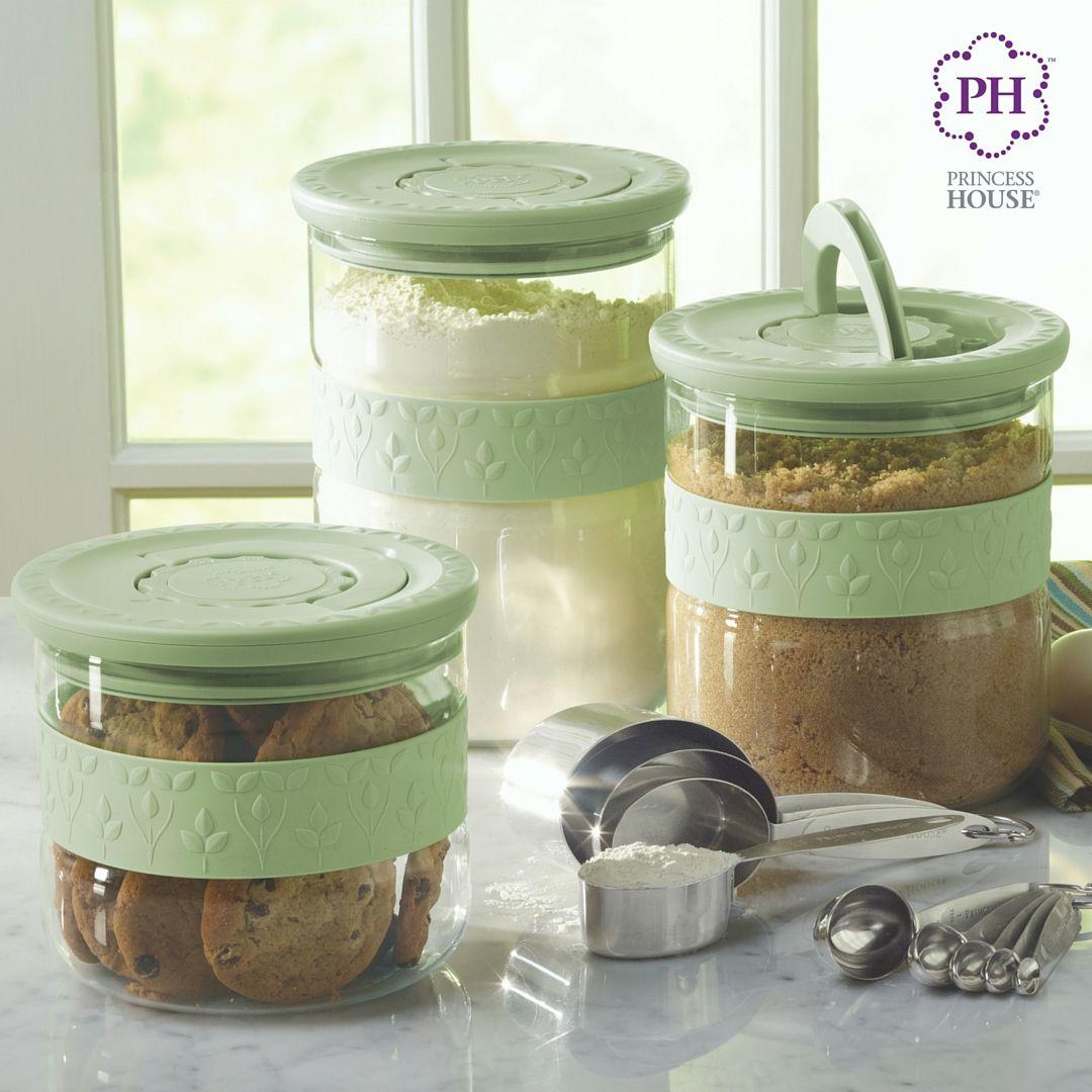 Mantén tus ingredientes frescos y tu cocina organizada con el Juego ...