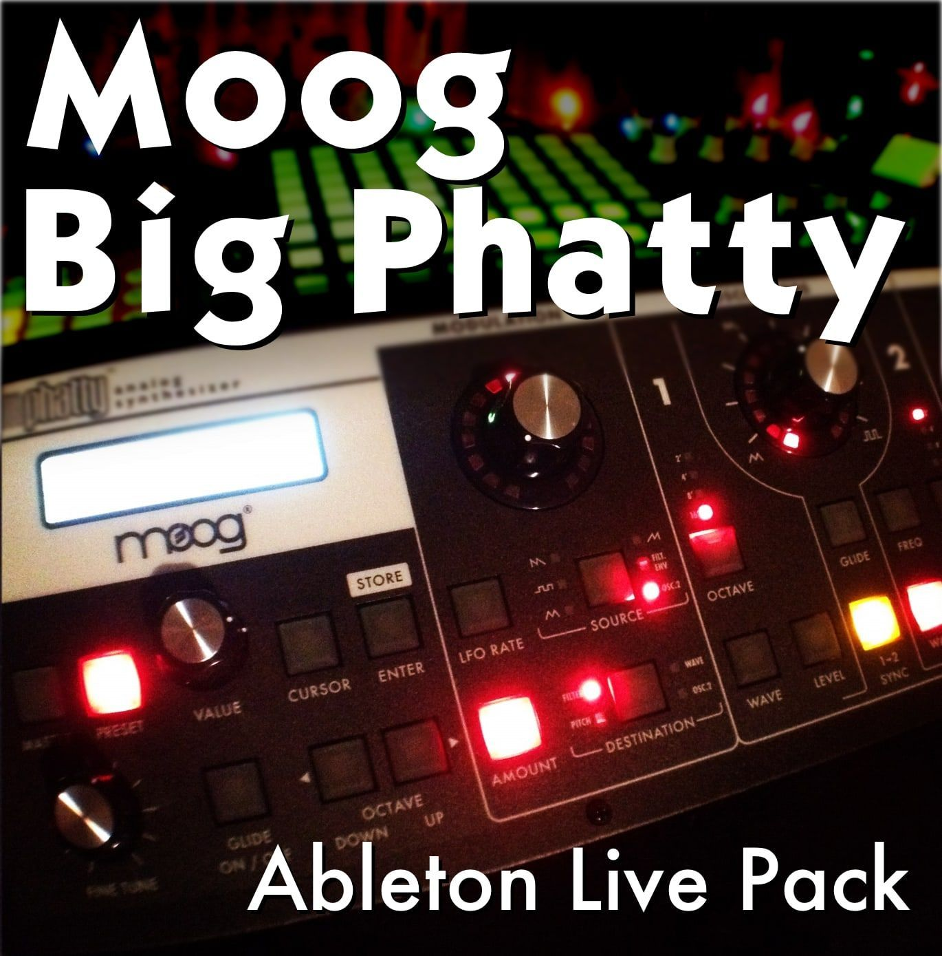 Big Phatty Ableton Live Pack in 2020 Ableton live