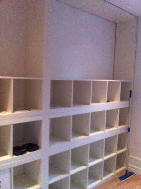 Expedit Walk-In-Closet - IKEA Hackers
