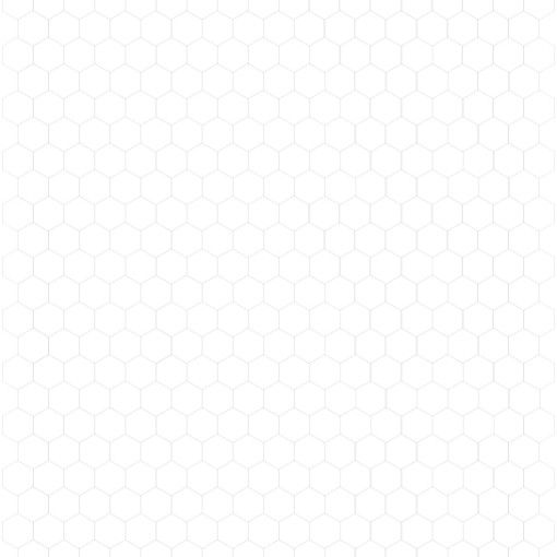 Hexagon Graph Paper For Quilt Designing  The QuilterS Planner