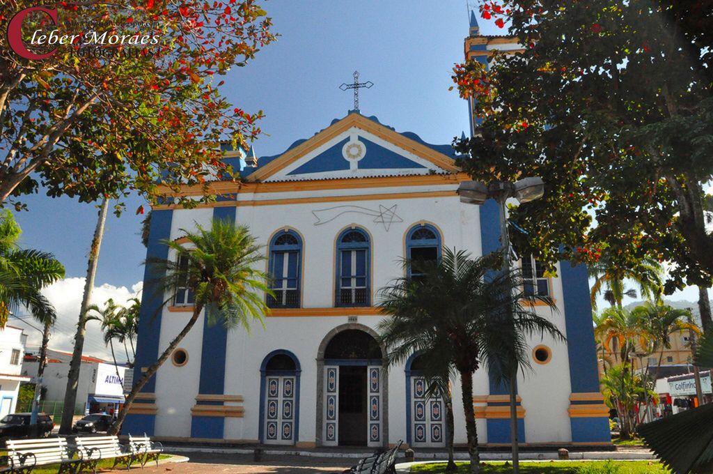 Igreja Exaltação à Santa Cruz - Ubatuba - SP - Brasil