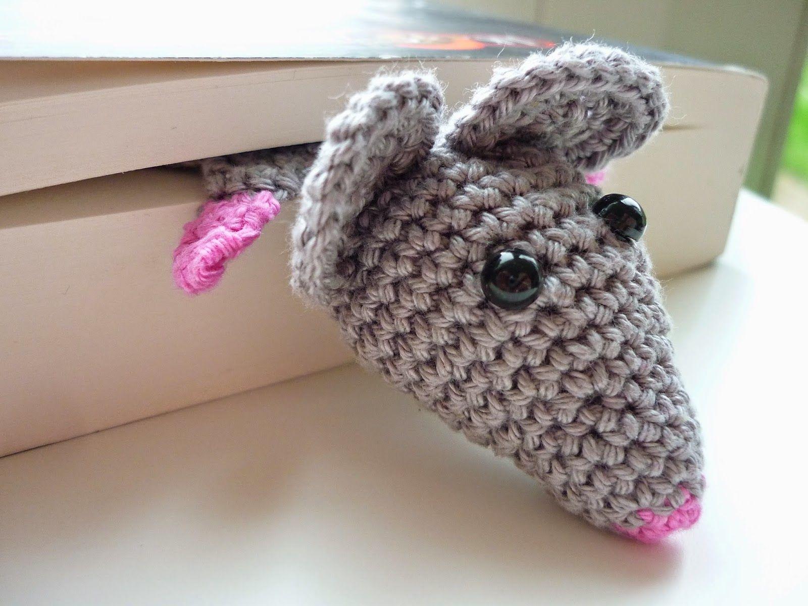 Glittertjes Boekenlegger Haken Met Patroon Zo Leuk Crafty