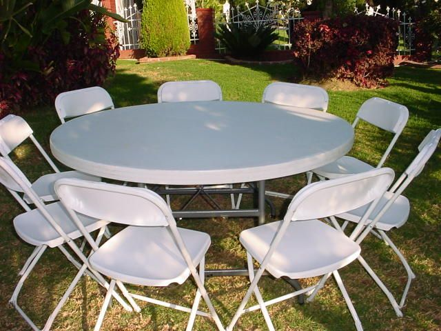 Table And Chair Rental Round Table And Chairs Outdoor Dining Room Outdoor Chairs