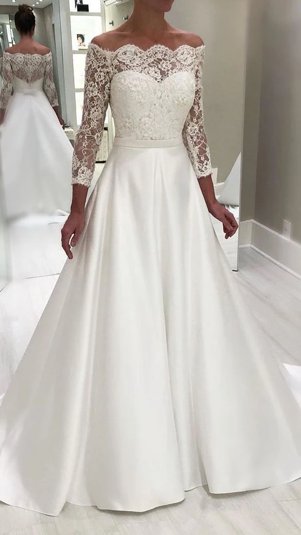 Fashion And Beautiful Antique Wedding Dresses For Girl  Wedding Dresses?Are Now Available At The Store, Global Shipping, Fast Delivery.Fashion And Beautifu #antique #Beautiful #dresses #Fashion #Girl #Wedding