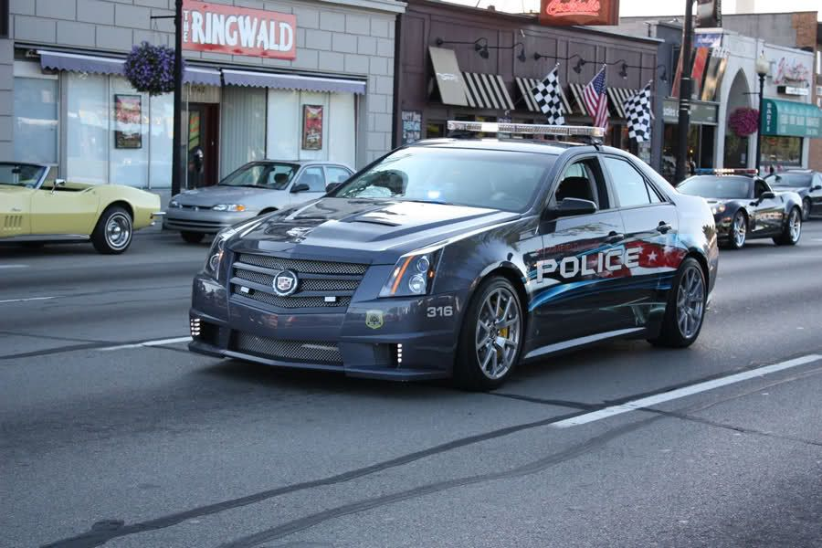 American Police Muscle Car Cadillac Pictures, American Police ...
