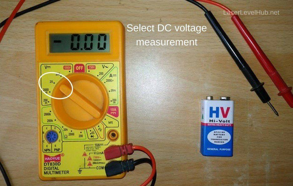 How to Test a Battery with a Multimeter? Step by Step