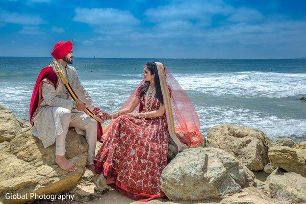 Dana Point Indian wedding by Global Photography http://www.maharaniweddings.com/gallery/photo/76921