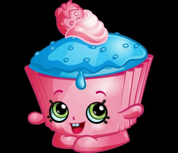 Cupcake Chic Shopkins Shopkins Cartoon Cupcakes Og Shopkins Bday