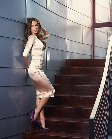 Kate Beckinsale looking elegant in John Russo photoshoot