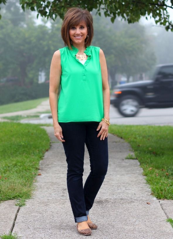 Friday Fashion For Women Over 40 - Grace & Beauty