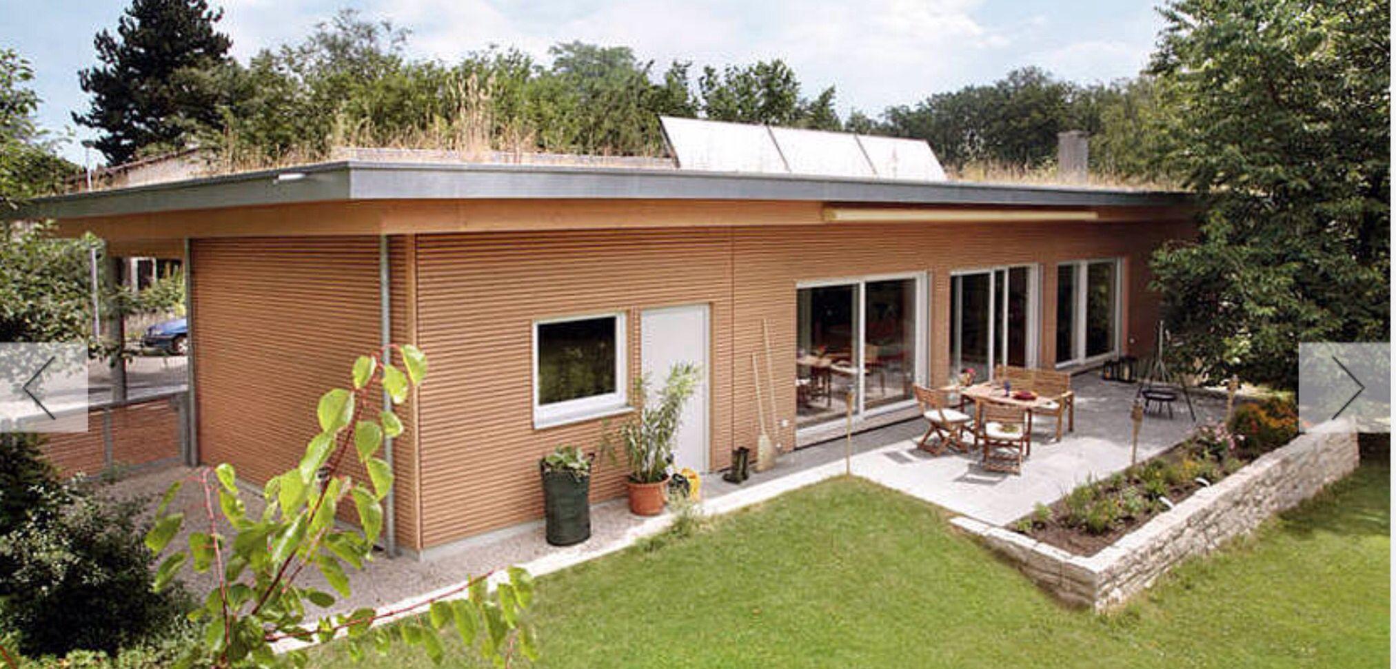 garten bungalow wimpelkette - garten und terrasse - podest