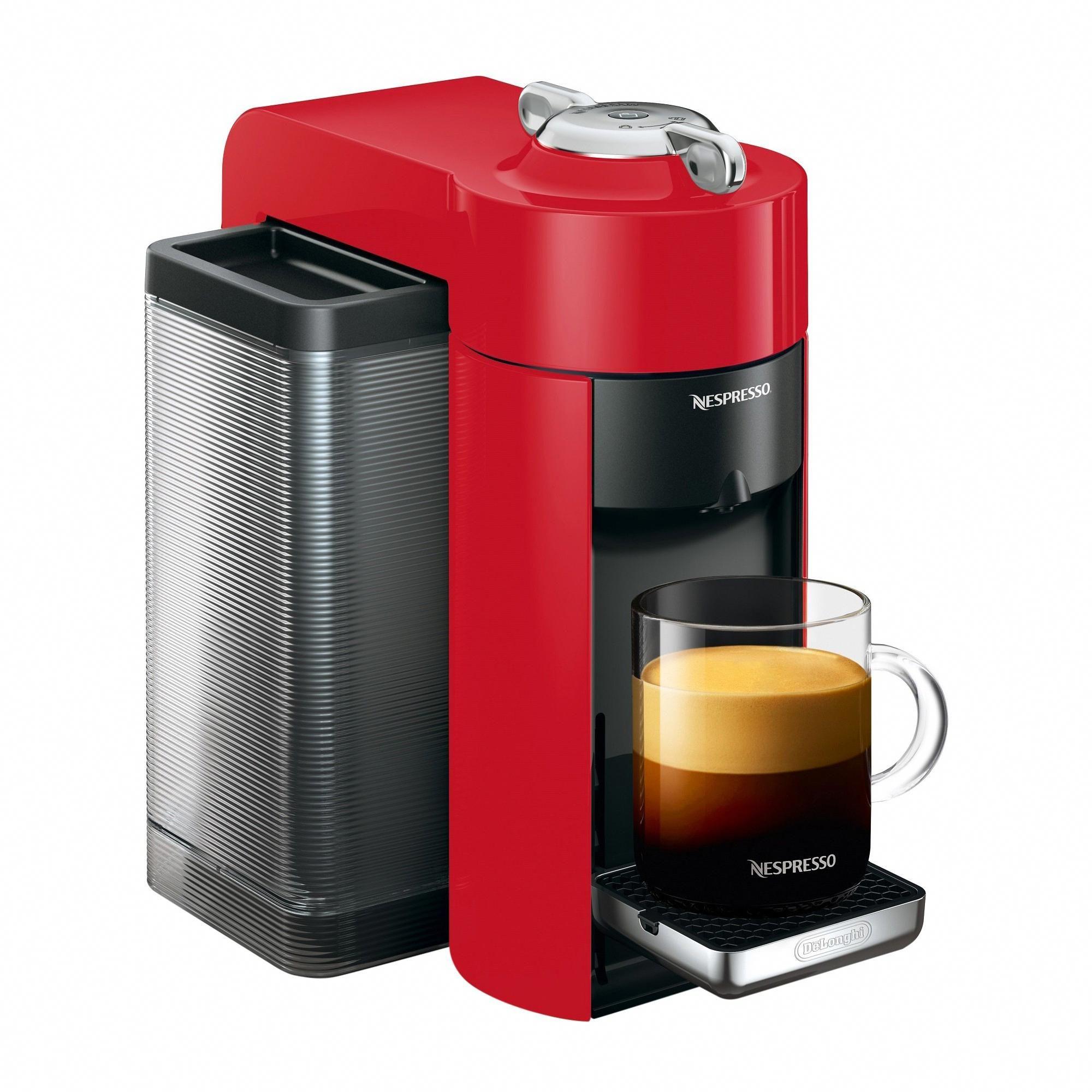 Nespresso Vertuo Coffee and Espresso Machine by De'Longhi