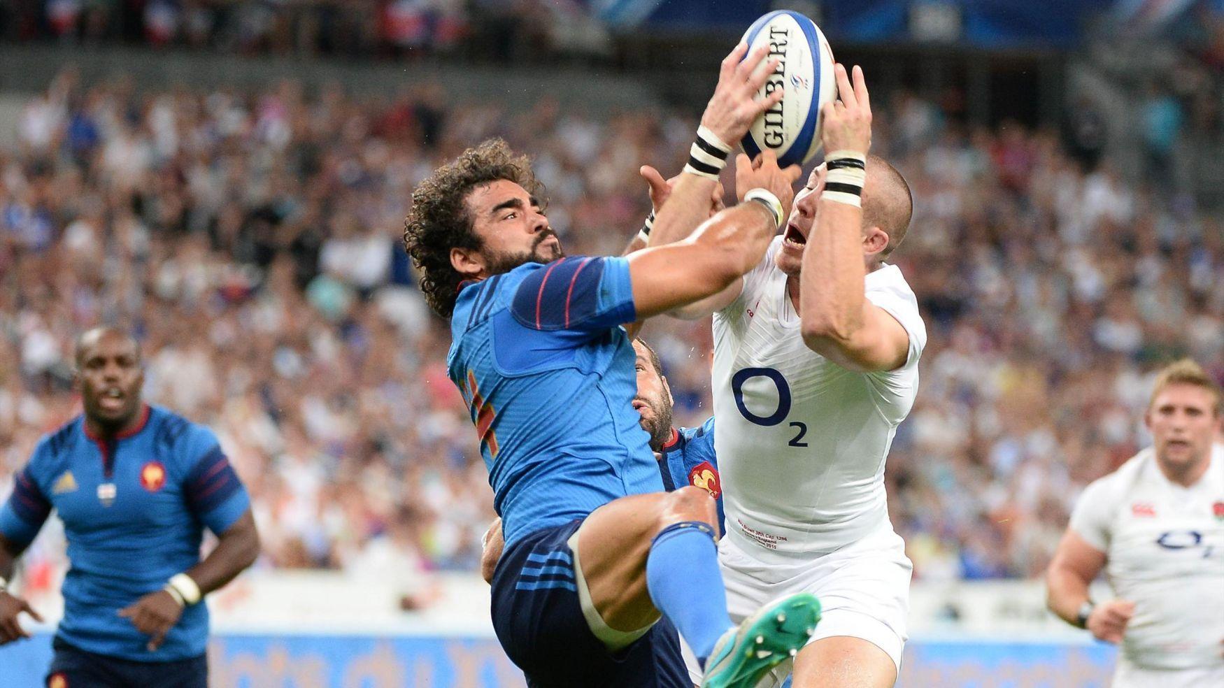 Rugby, FranceAngleterre (2520) Que s'estil passé dans