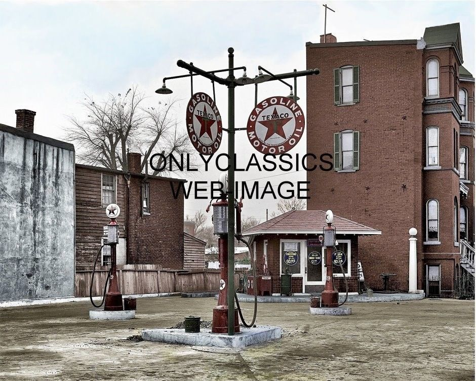 Pin by pete pontiac on Vintage gas station (With images