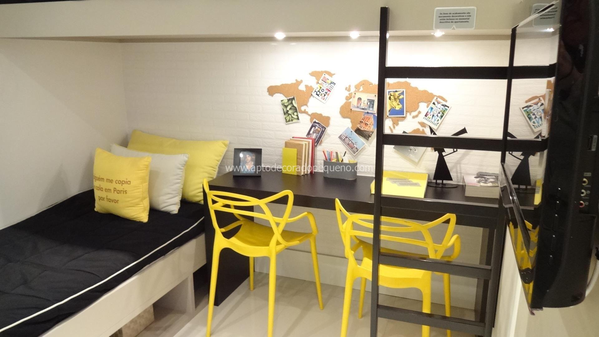 apartamentodecoradode50m 10  aptos pequenos