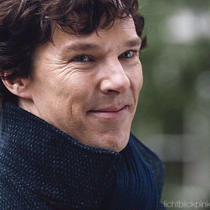 Sherlock bbc smile #sherlock #smile _ sherlock bbc lächeln ...