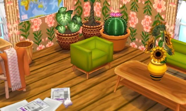 Animal Crossing, Happy Home Designer, Cute