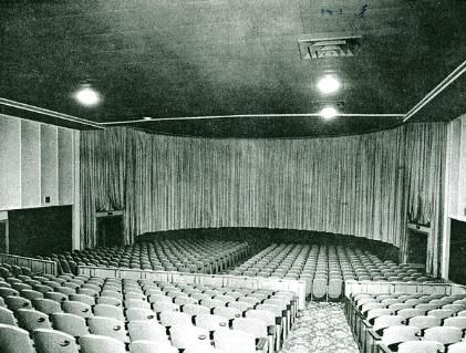 Royal Cinerama, Orange Grove, Johannesburg  In 1966 the