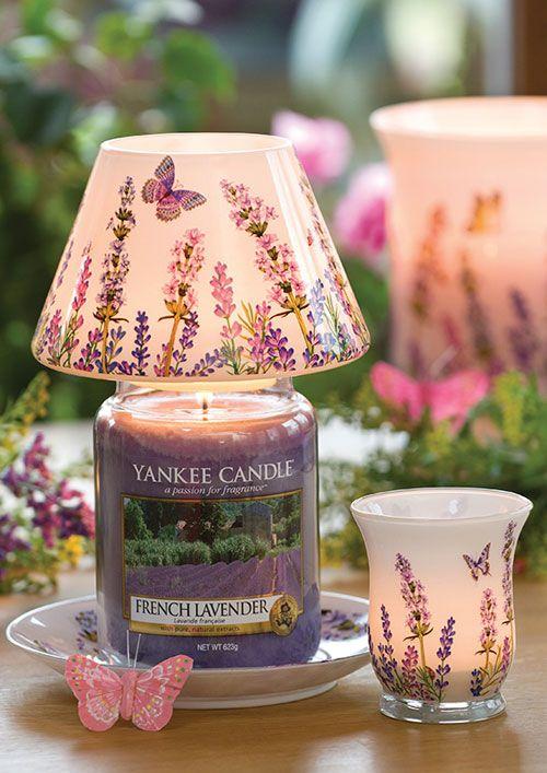 Yankee Candle Decorative Jar Shade Yankee Candle Bougie Parfumee