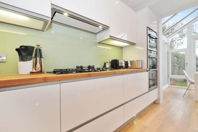 New Nolte Kitchen - Interior with Neff Appliances Kitchen - nolte küchen bilder
