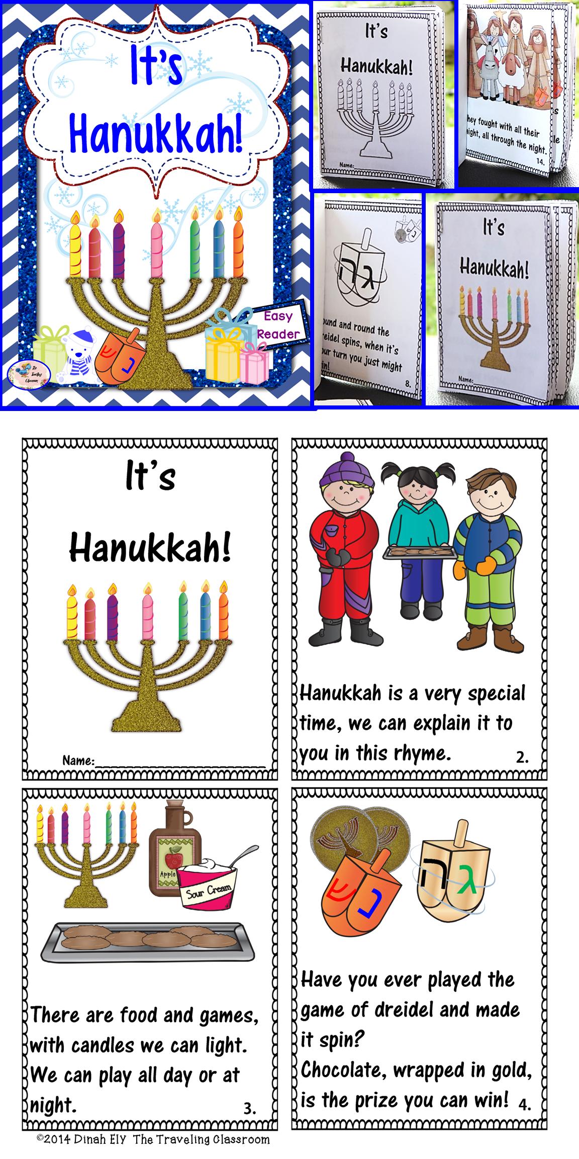 Hanukkah Activities Chanukah