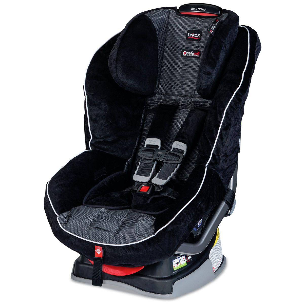 Britax Boulevard G4.1 Convertible Car Seat Onyx Car