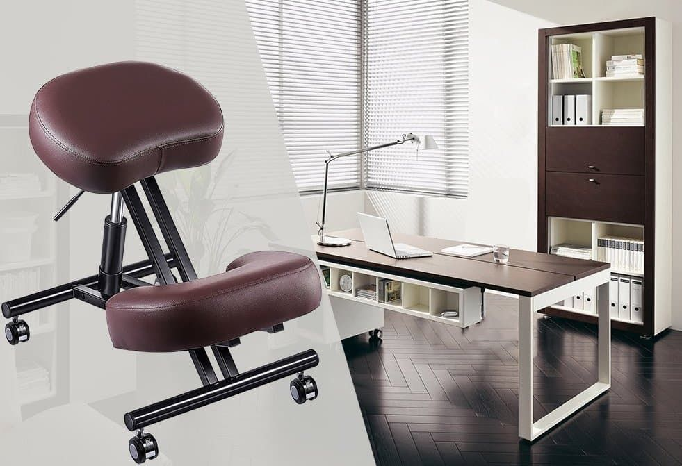 best kneeling chair balance ball chairs for the office top 10 reviews in 2018
