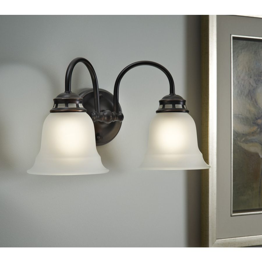 Project Source 2 Light Tavern Oil Rubbed Bronze