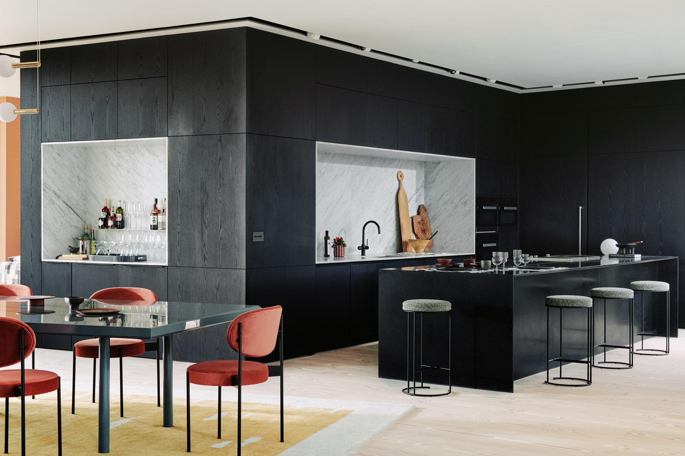 Waldo Works Completes Interiors Of Television Centre Apartment In