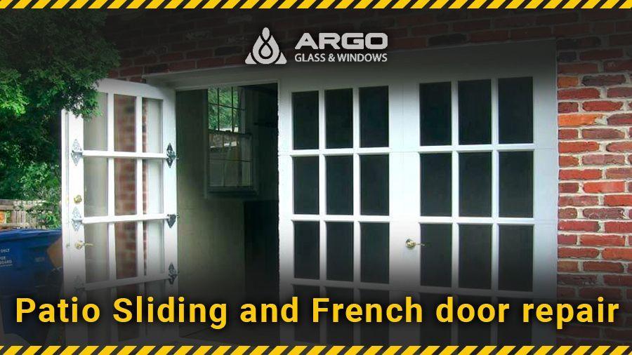 Patio Sliding And French Door Repair Door Repair French Doors Double Glazed Window