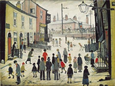 Lowry: A Procession