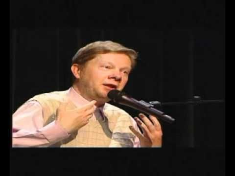 Eckhart Tolle Transmuting Suffering Into Peace 1 Of 3
