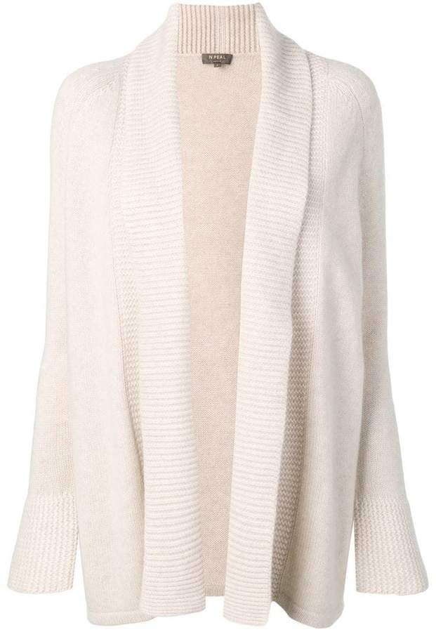 46a9b33b5371 N.Peal Open Front Cardigan in 2019