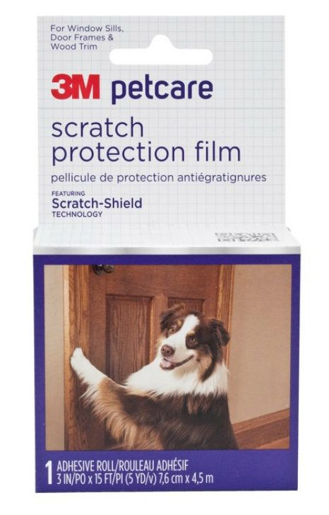 3m Petcare Scratch Protection Film Pinterest Dog