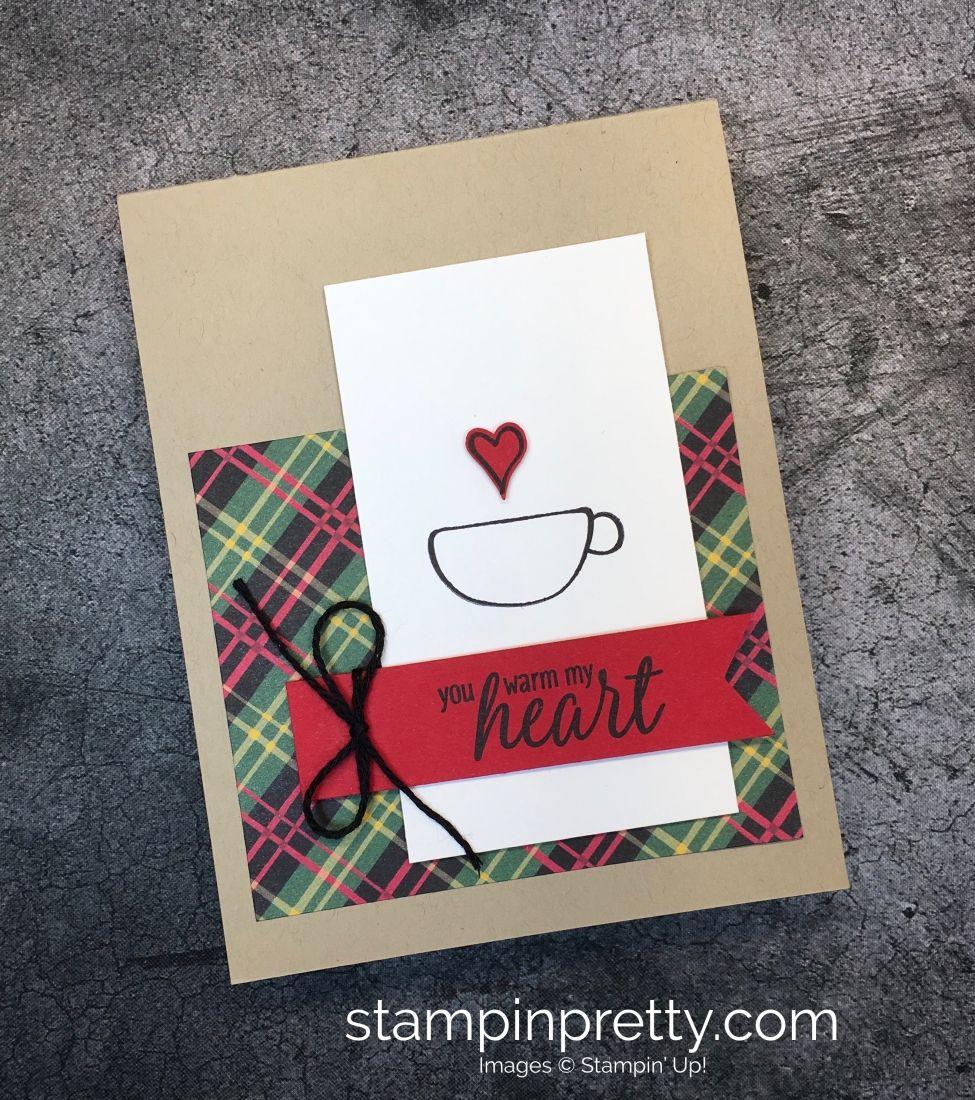 Hug In A Mug Holiday Card