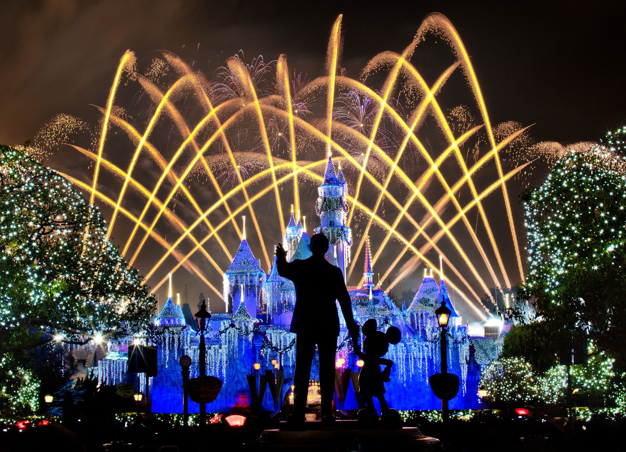 "Image result for ""Believe... In Holiday Magic"" Fireworks"
