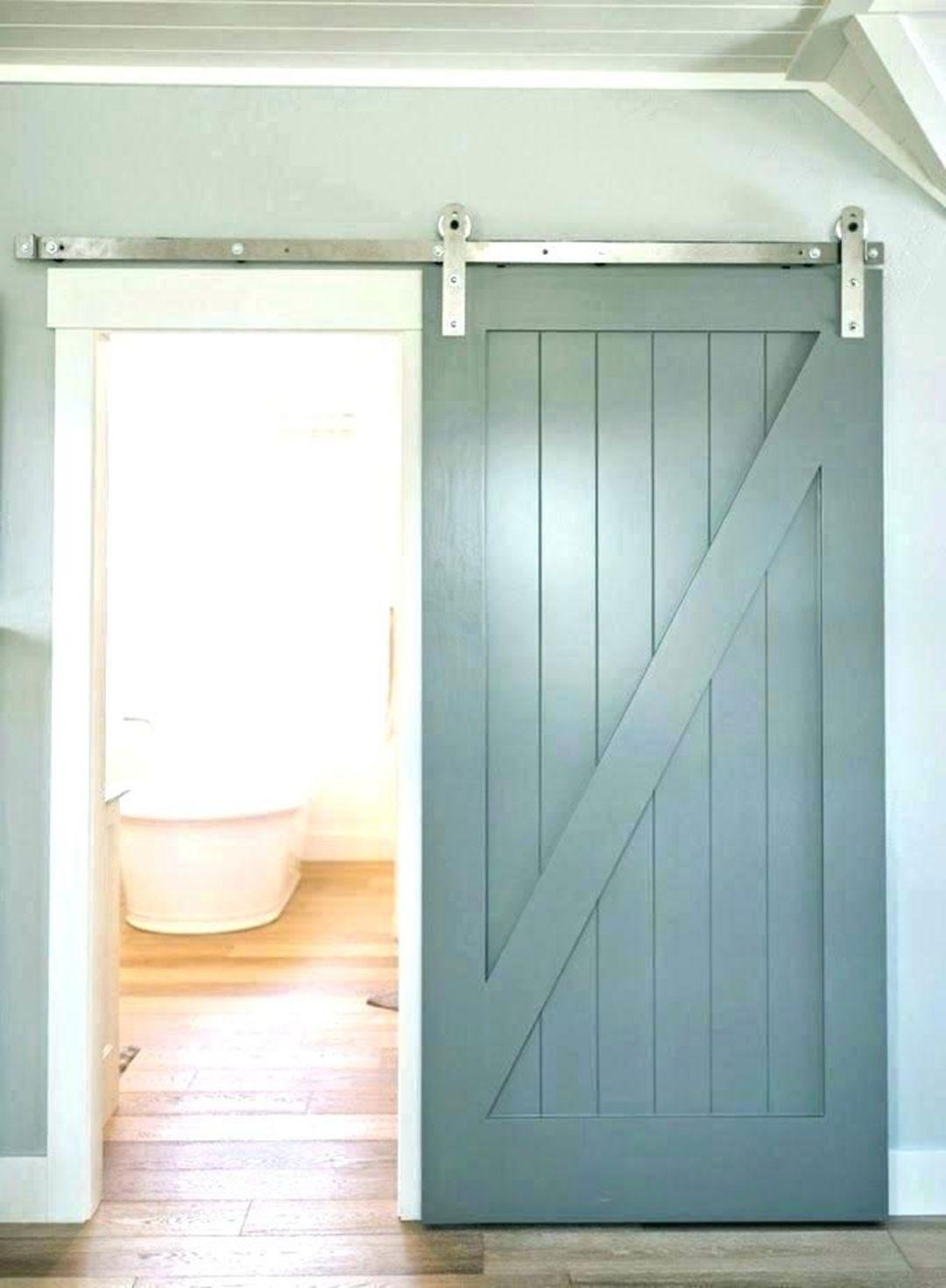 20 Perfect Farmhouse Sliding Barn Door Design Ideas in ...