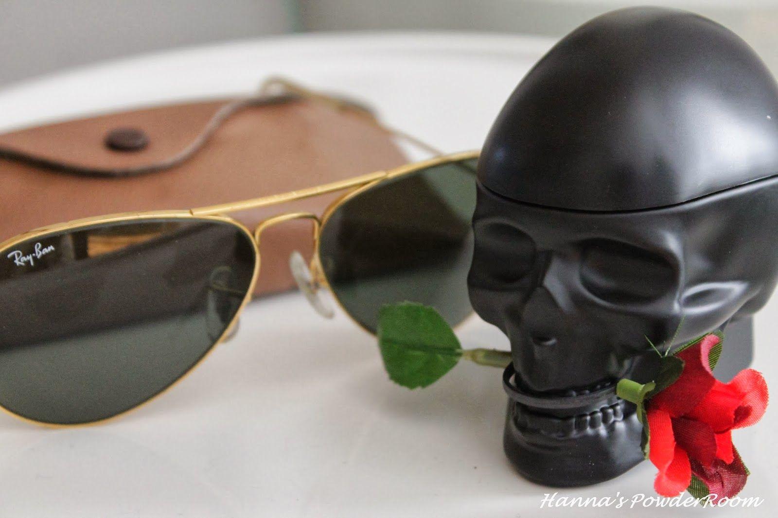 Ed Hardy skulls & roses for him Hanna's PowderRoom Blog