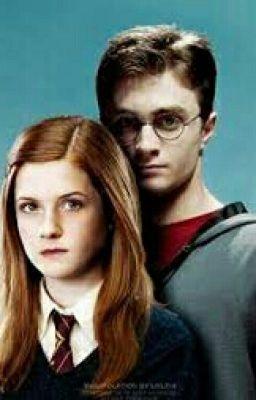 Ginny Weasley Et Harry Potter : ginny, weasley, harry, potter, Moving, Harry, Potter, Ginny,, Kiss,, Ginny